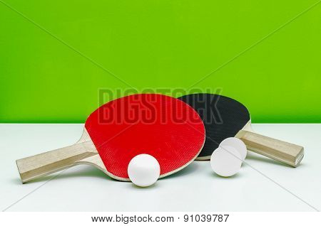 Ping-pong Rackets