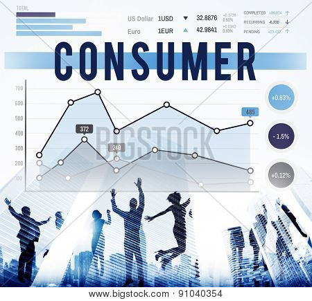 Consumer Client Customer Service Loyalty Concept