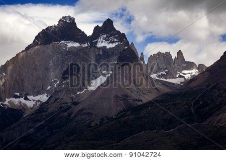 Los Cuernos, Las Torres National Park, Chile