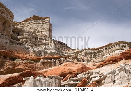 Red Rock Canyon State Park, California, Usa