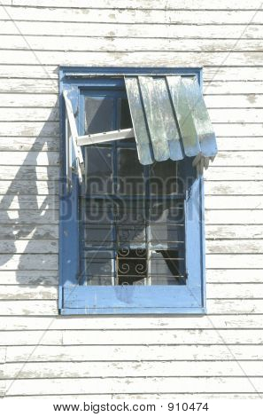 New Orleans Window