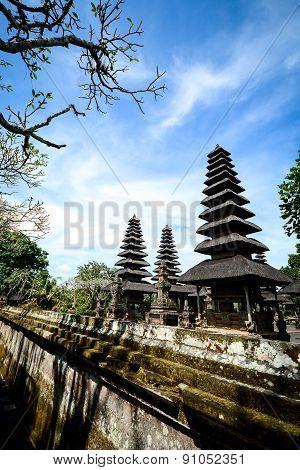 Taman Ayun Temple (mengwi), Bali, Indonesia