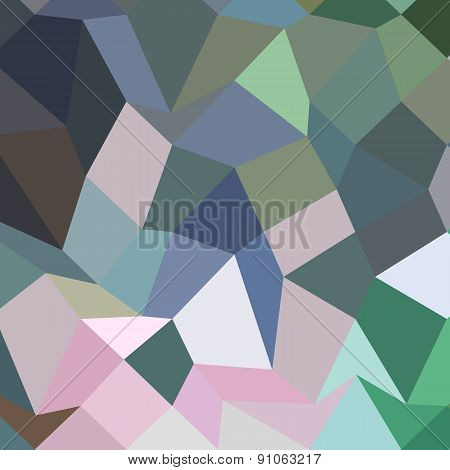 Light Pastel Purple Abstract Low Polygon Background