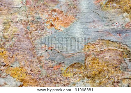 Grunge painted stone background