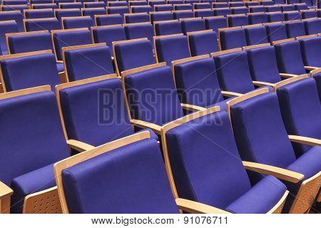 Seats In Auditorium