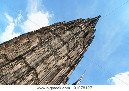 Cologne Cathedral (koelner Dom) In Germany