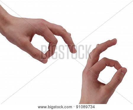 Fingers Ok