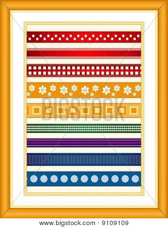 Ribbon Sampler