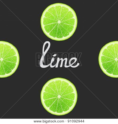 Funny of lime