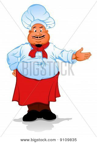 Fat Chef Cook