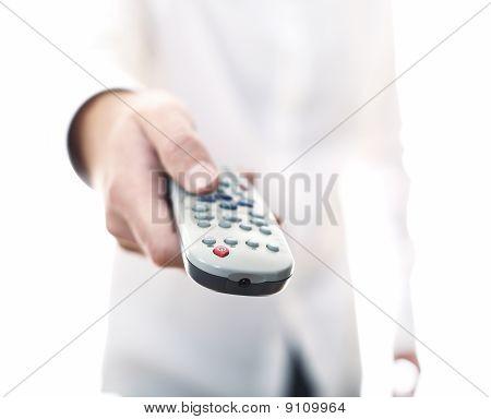 Remote Control Tv Background