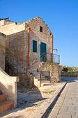 image of sassy  - Alleyway of Sassi of Matera - JPG