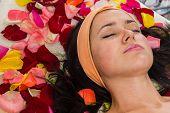 foto of cosmetology  - Cosmetology spa facial - JPG