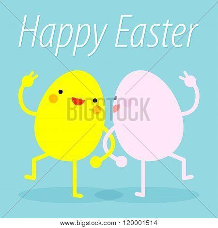Easter Eggs Dance