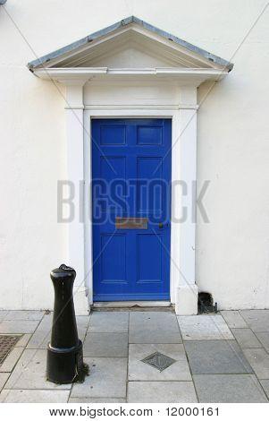 Georgian Door, Poole, Dorset