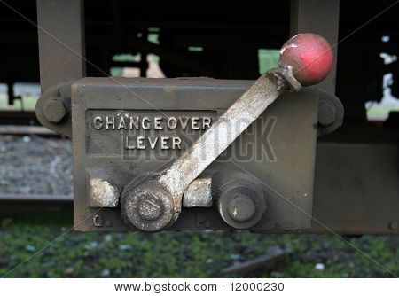 Changeover Lever