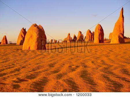Pinnacles Desert Sand