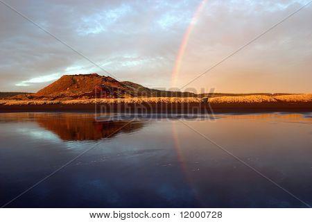 Relecting Rainbow, New Zealand