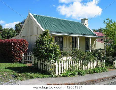 Settler's Cottage, New Zealand