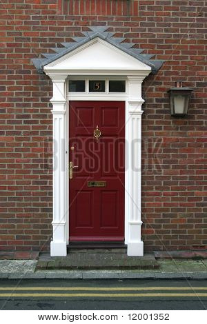 Georgian Door, England