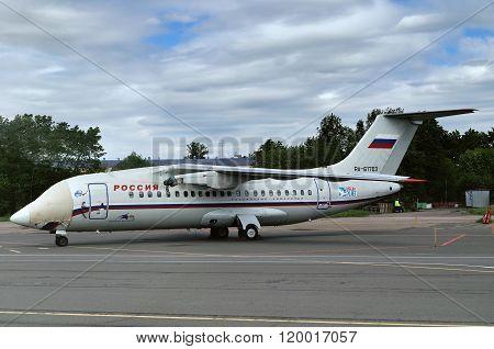 Russian Aircraft Antonov An-148-100B