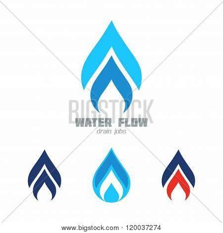 Plumbing, Water & Gas Supply Business Sign