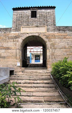 Tung Chung fortress