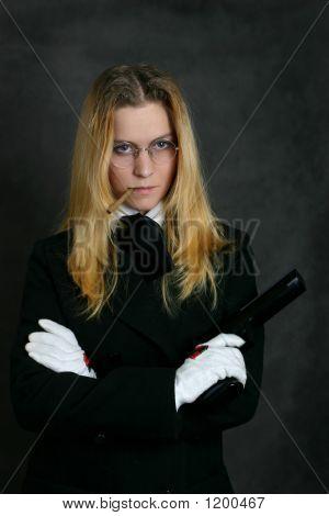 Gun & Gloves