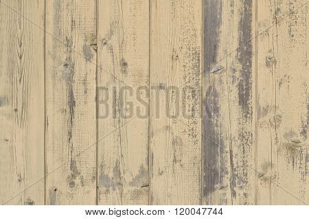 Yellow Wooden Boards