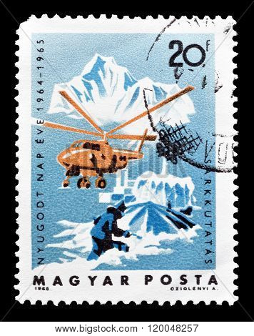 Hungary 1965