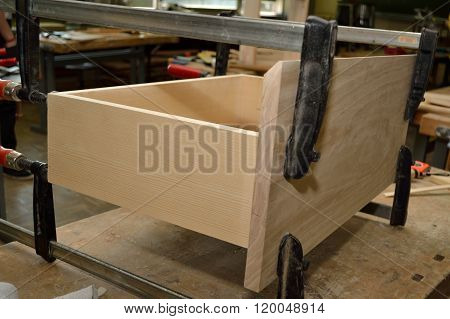 Timber Load With Clamps