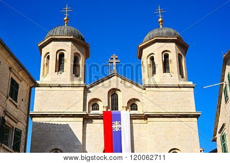 Famous Montenegro Church