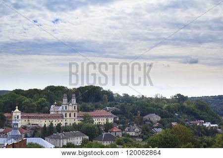 Old Town Landscape