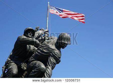 Iwo Jima Monument, Arlington