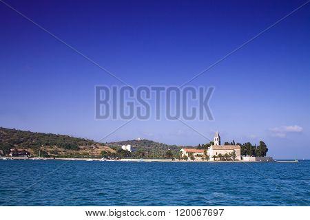 Vis landscape in Croatia