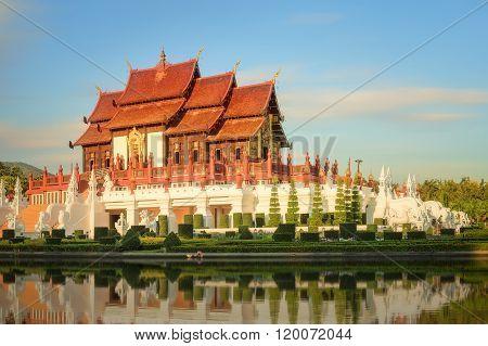 Royal Flora Ratchaphruek Park, Chiang Mai