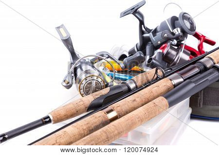 Outdoor Fishing Tackles And Baits