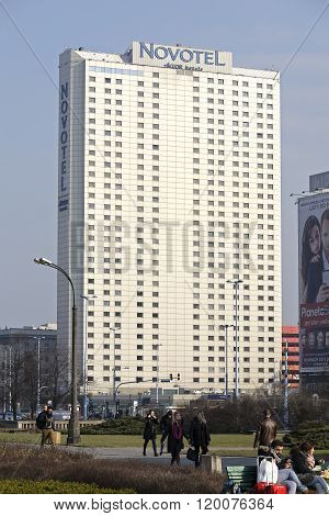 Novotel Hotel, Warsaw Downtown