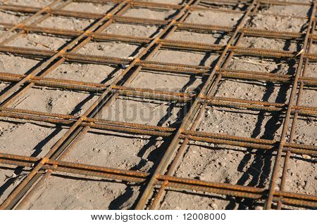 Steel Concrete Reinforcing Bars