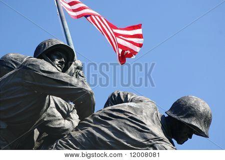Marines Memorial, Arlington Cemetery