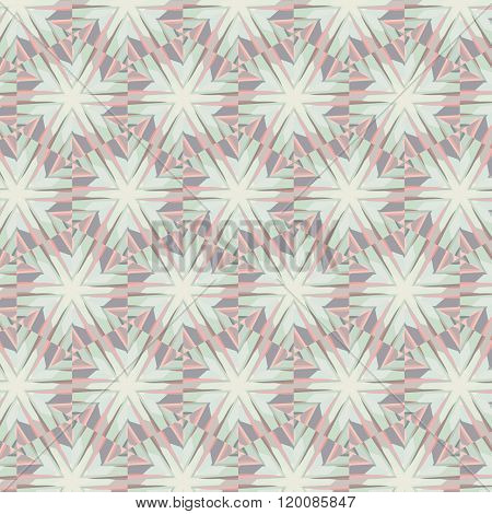 Primitive simple pink, lilac pattern