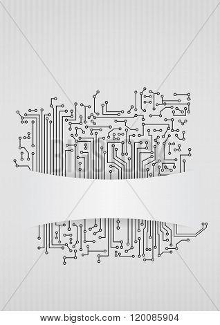 Blank Area Electronic
