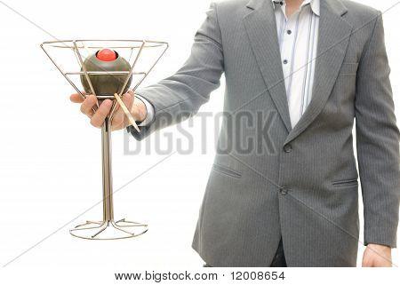 Martini Man