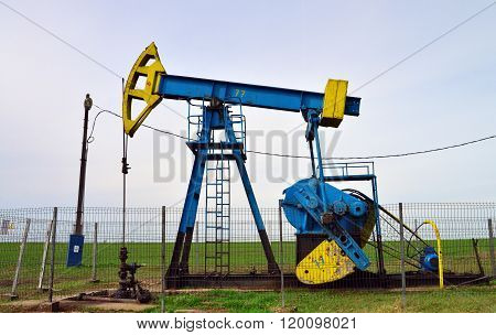 Oil Rig Machinery
