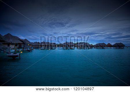 Tahitian night