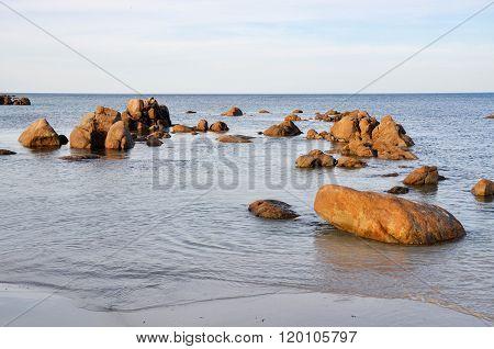 Bunker Bay Beach: Western Australia