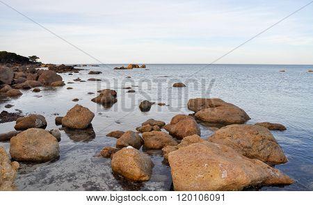 Bunker Bay: Indian Ocean Seascape