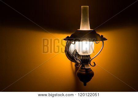 Wall Lamp, Retro