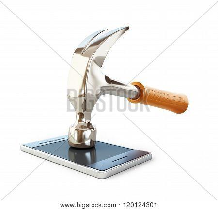 Hammer Phone
