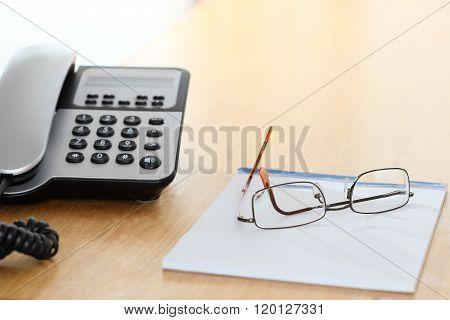 Office Desk Details